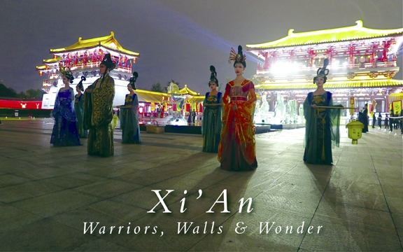 China – Xi'An: Warriors, Walls & Wonder