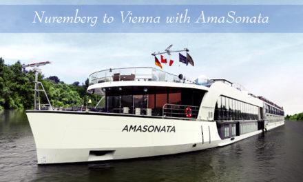 Nuremberg to Vienna with AmaSonata