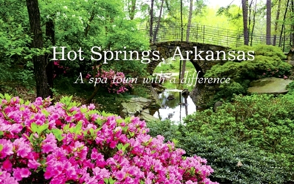 Hot Springs, Arkansas: A spa town with a difference