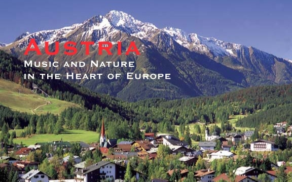 Austria – Music and Nature in the Heart of Europe