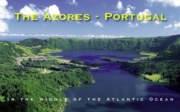 Portugal – The Azores: In the middle of the Atlantic Ocean