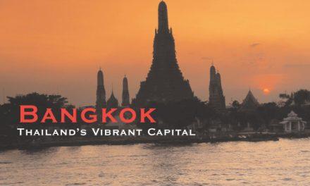 Bangkok – Thailand's Vibrant Capital