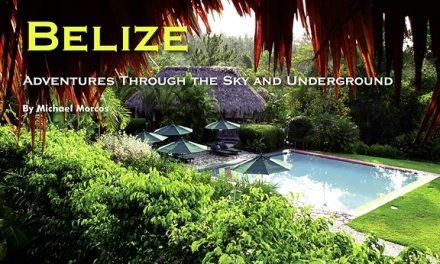 Belize – Adventures Through the Sky and Underground