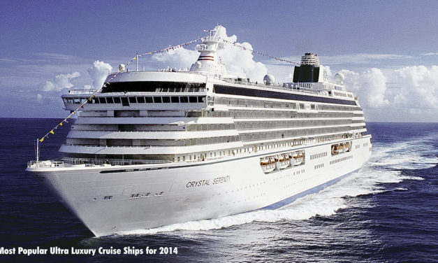 The 10 Most Popular Cruise Ships in the World by Category