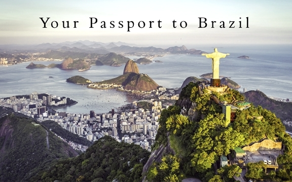 Your Passport to Brazil