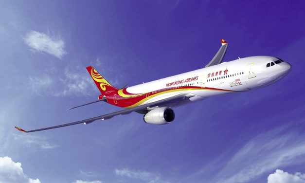 Clear Blue Skies – Hong Kong Airlines