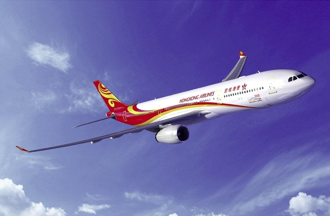 Clear Blue Skies – Hong Kong Airlines
