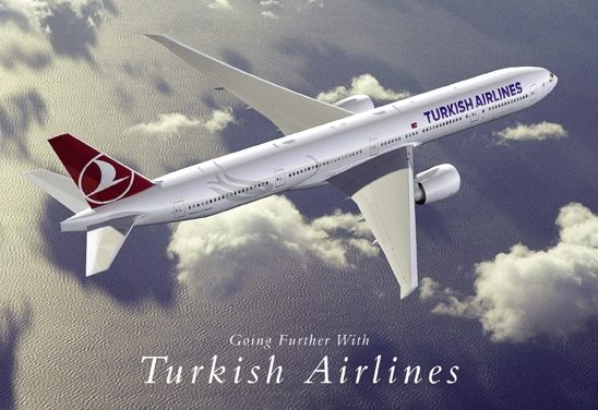 Clear Blue Skies – Turkish Airlines