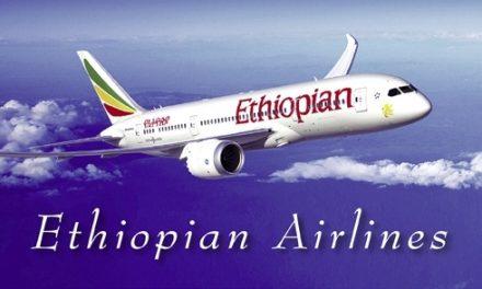 Clear Blue Skies – Ethiopian Airlines