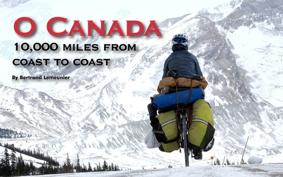 O Canada – 10,000 miles from coast to coast