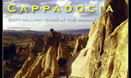 Turkey – Cappadocia: Sixty million years in the making