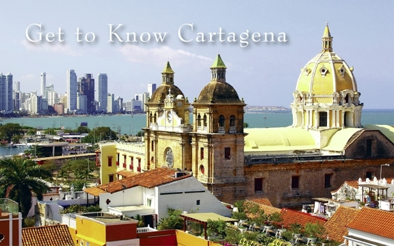 Colombia – Get to Know Cartagena