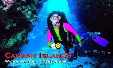 Cayman Islands – Water, Water… Everywhere