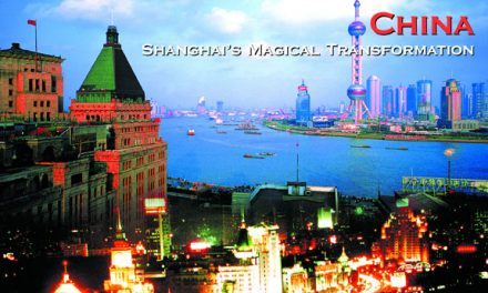 China – Shanghai's Magical Transformation