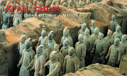 Xi'an, Where China Became a Nation