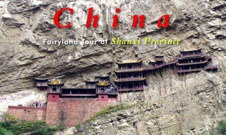 China – Fairyland Tour of Shanxi Province