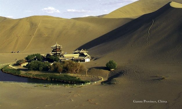 China – Silk Road Sites & Sounds