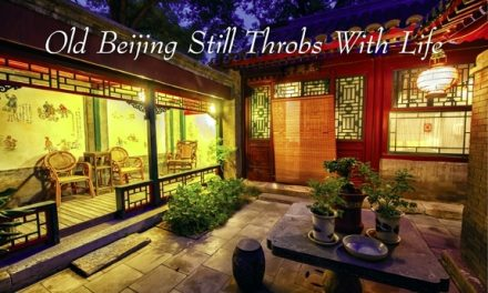 China – Old Beijing Still Throbs With Life