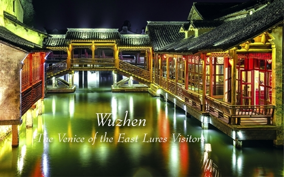 China – Wuzhen: The Venice of the East Lures Visitors