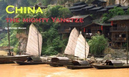 China – The mighty Yangtze (part 1)