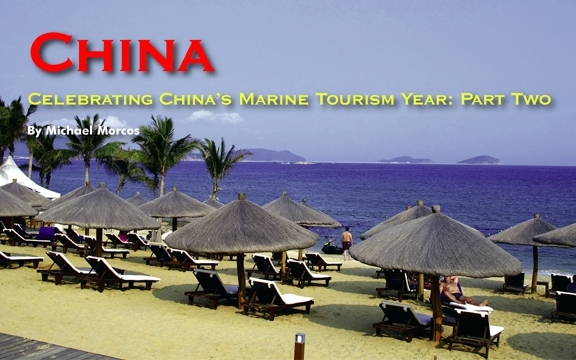 Celebrating China's Marine Tourism Year: Part Two