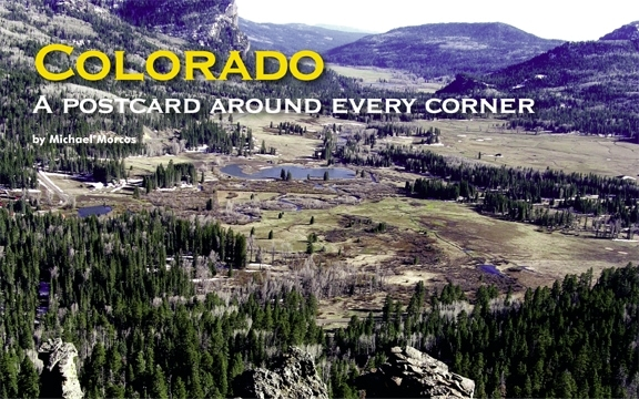 Colorado – A postcard around every corner