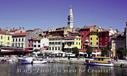 If it's 'Živili', it must be Croatia!
