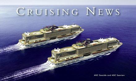 Cruise News – Summer 2018