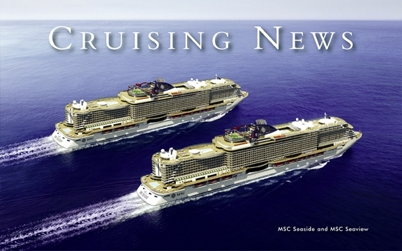 Cruise News – Summer 2018