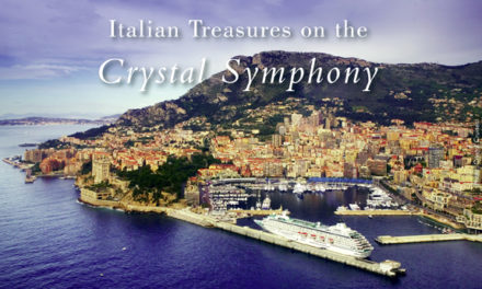 Italian Treasures on the Crystal Symphony