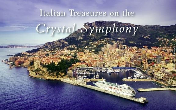 Italian Treasures on the Crystal Symphony
