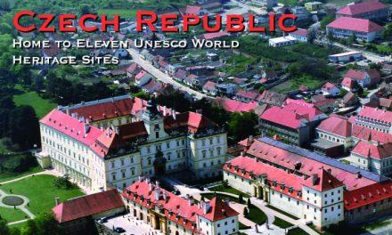 Czech Republic – Home to Eleven Unesco World Heritage Sites