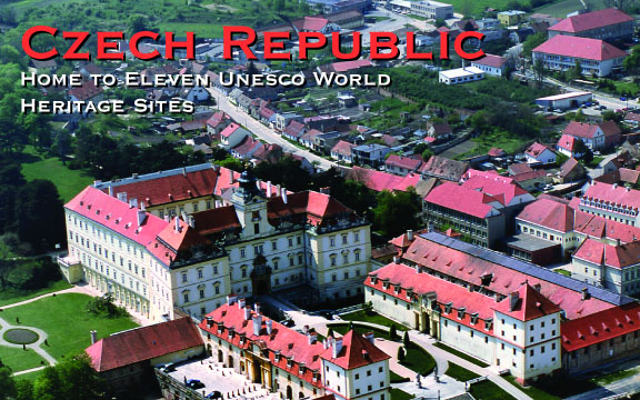Czech Republic – Home to Eleven Unesco World Heritage Sites