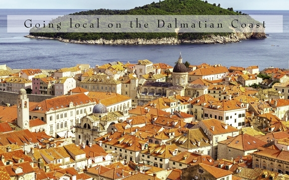 Going local on the Dalmatian Coast