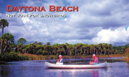 Daytona Beach, Florida – Not Just for Snowbirds