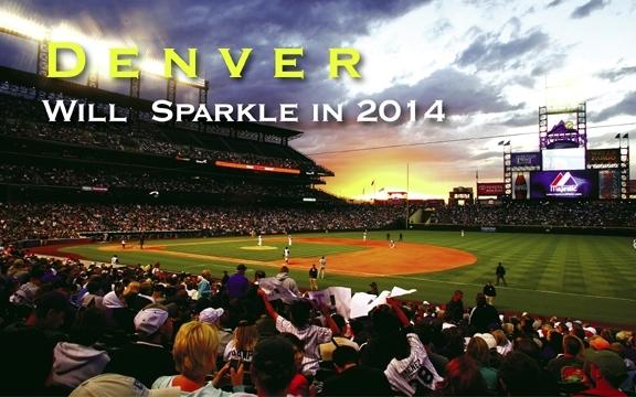 Denver Will Sparkle in 2014