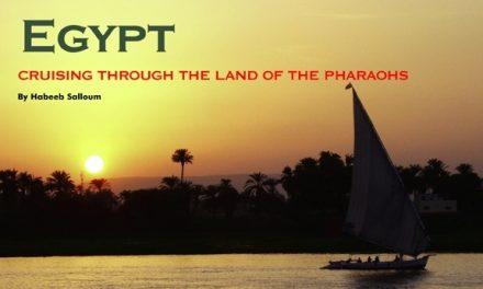 Egypt – CRUISING THROUGH THE LAND OF THE PHARAOHS