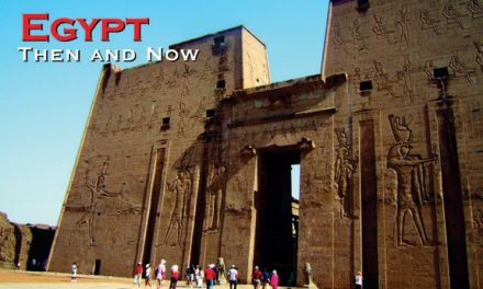 Egypt – Then and Now