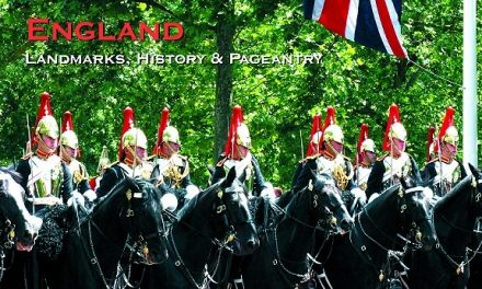 England – Landmarks, History & Pageantry