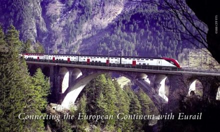 Connecting the European Continent with Eurail