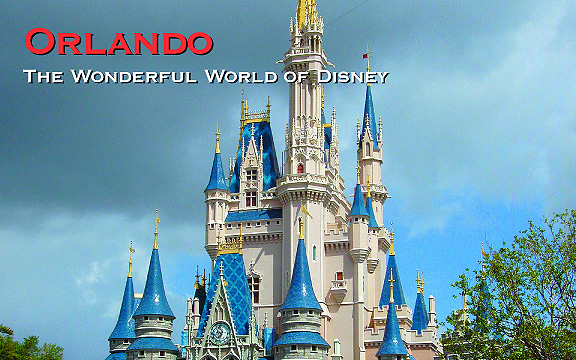 Orlando, Florida – The Wonderful World of Disney