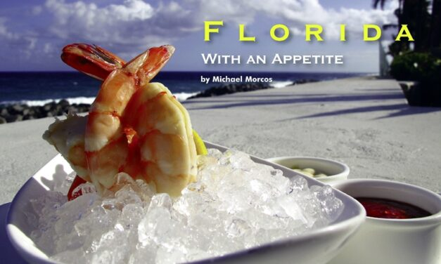 Florida – With an Appetite