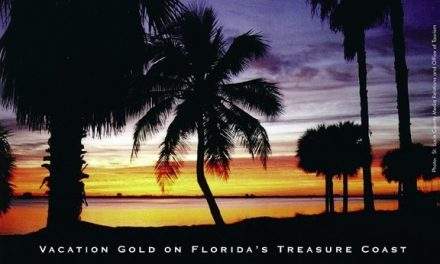 Vacation Gold on Florida's Treasure Coast