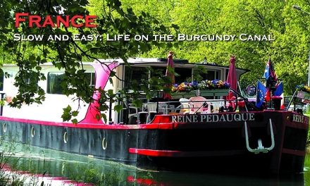 France – Slow and Easy, Life on the Burgundy Canal