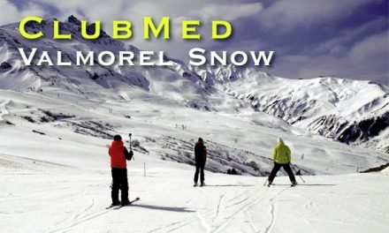 France – Club Med: Valmorel Snow