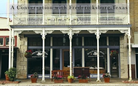A Conversation with Fredericksburg, Texas