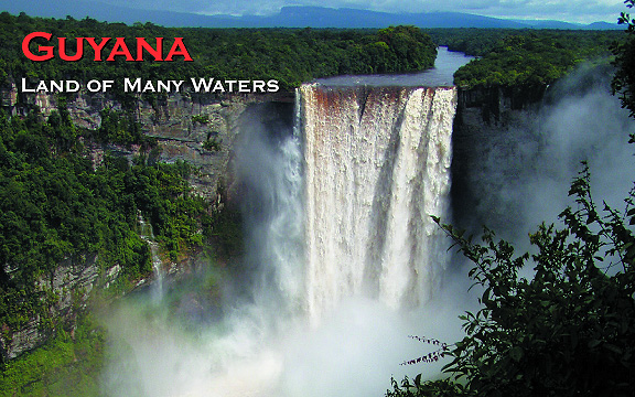Guyana – Land of Many Waters