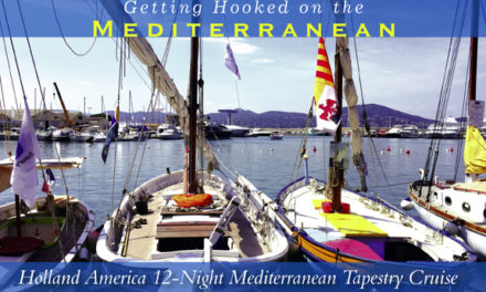 Getting Hooked on the Mediterranean