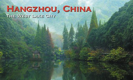Hangzhou, China – The West Lake City