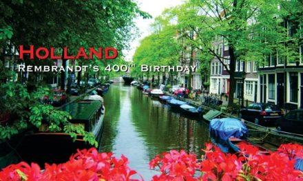 Holland – Rembrandt's 400th Birthday